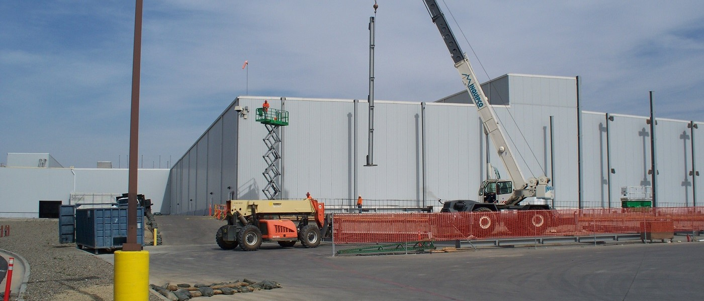 Kroger Foods Distribution Centers - MHP Structural Engineers