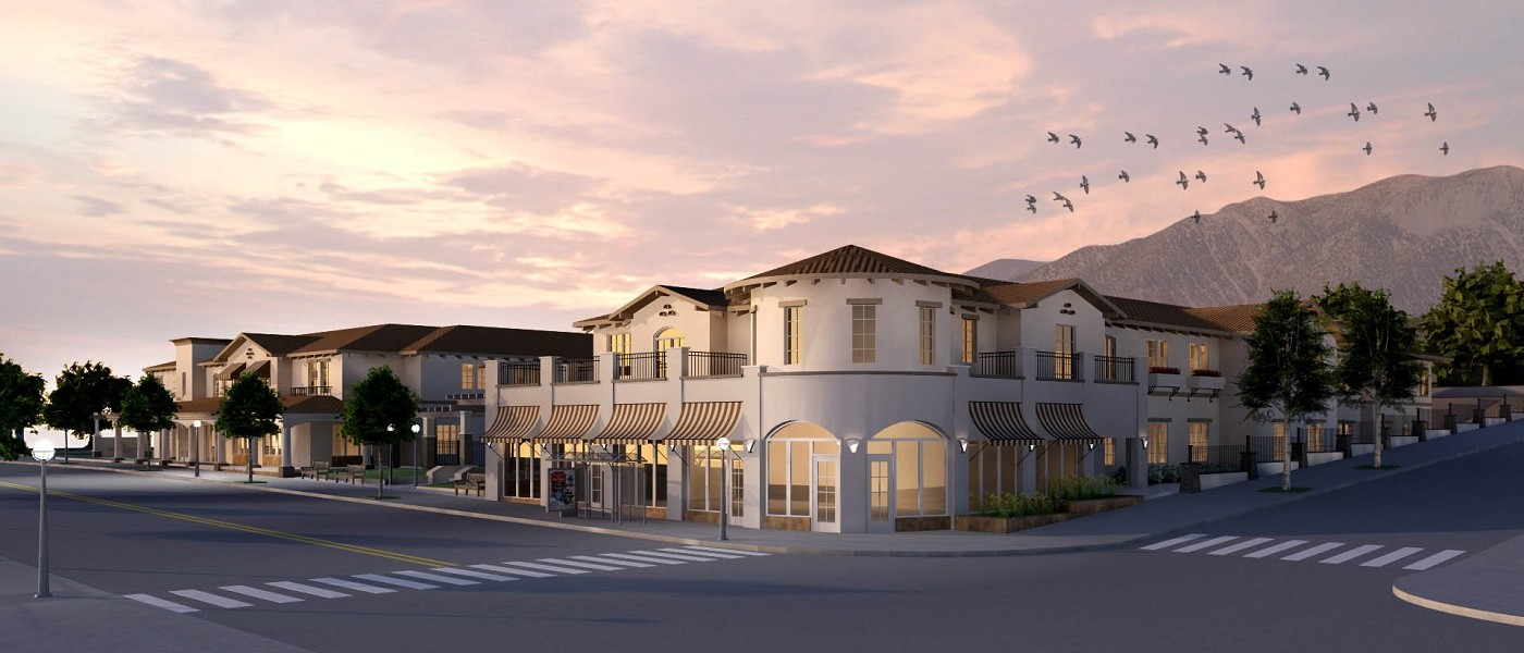 The Kensington Senior Living And Retail Mhp Structural